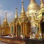 Dzień w Rangunie, czyli pierwsze kroki na birmańskiej ziemi