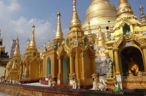 Rangun co zobaczyć