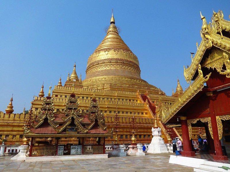 co warto zobaczyć w Birmie