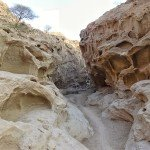 Kosmiczny kanion Chahkooh, czyli pierwszy dzień na Keszm