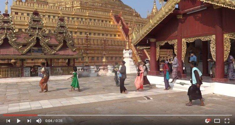Cel z kamerą Birma