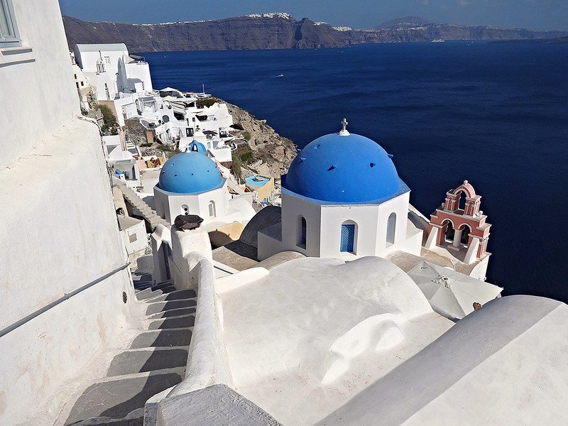 Santorini na trzy dni