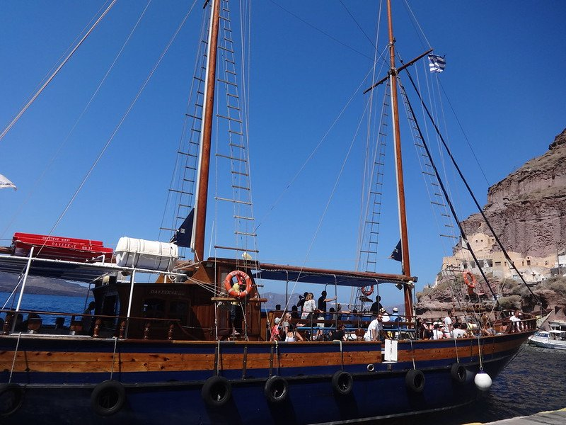 co koniecznie trzeba zobaczyć na Santorini