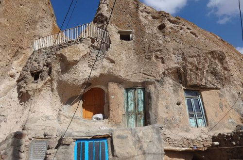 Kandovan, irańska Kapadocja