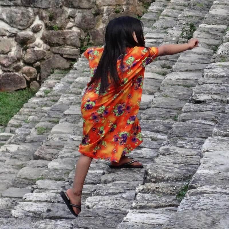 Majowie w Meksyku