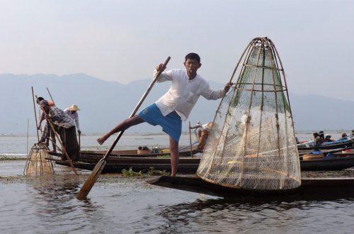 jezioro inle jak zorganizować rejs