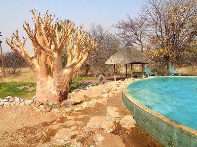 gdzie nocowaćw Namibii