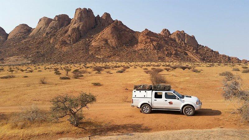 czy warto jechać do namibii
