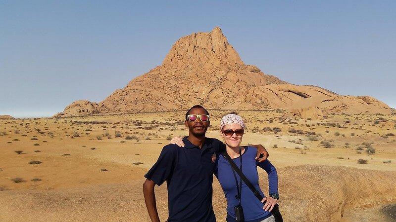 dlaczego warto jechać do namibii