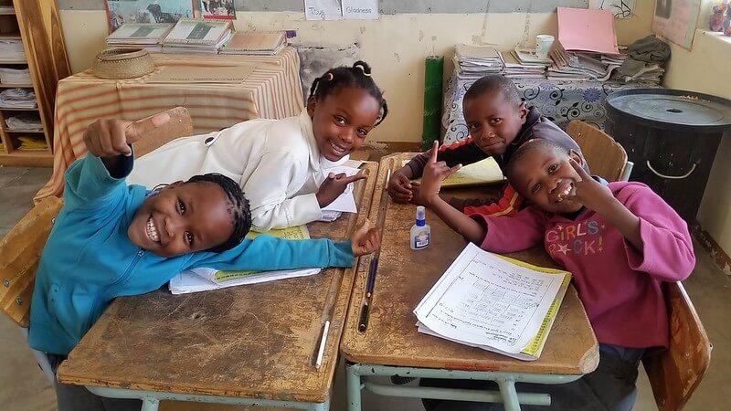 co zobaczyć w Namibii