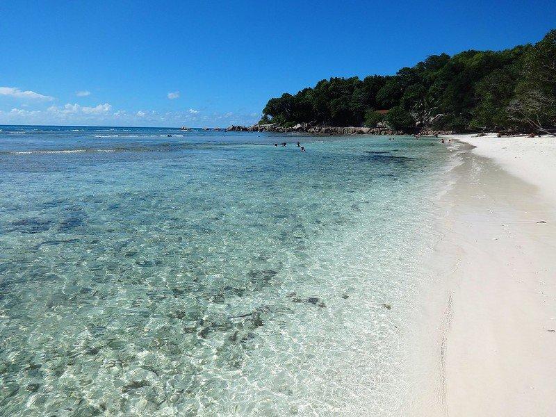 najpiękniejsze plaże na La Digue