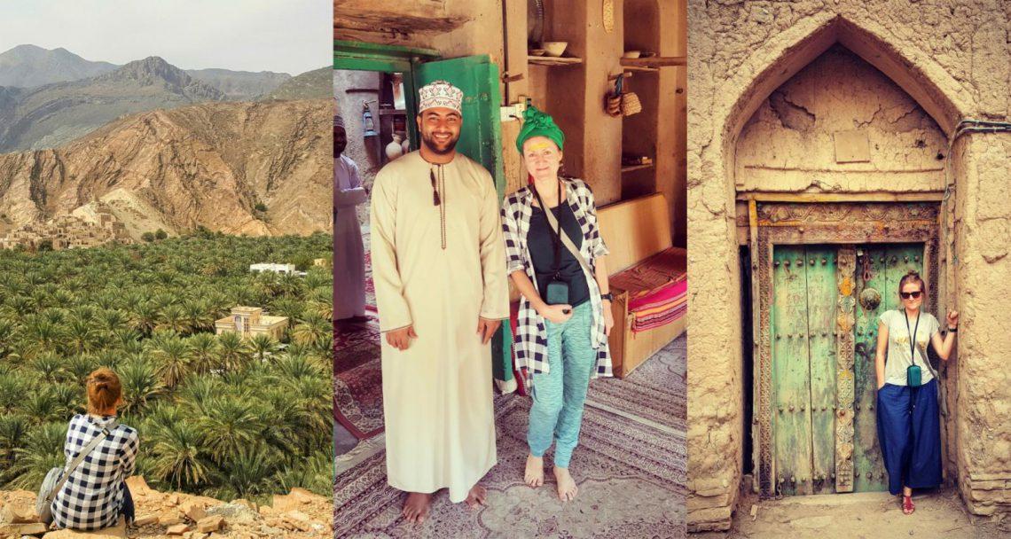 Oman na własną rękę