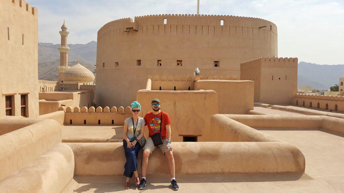 Oman plan dwa tygodnie