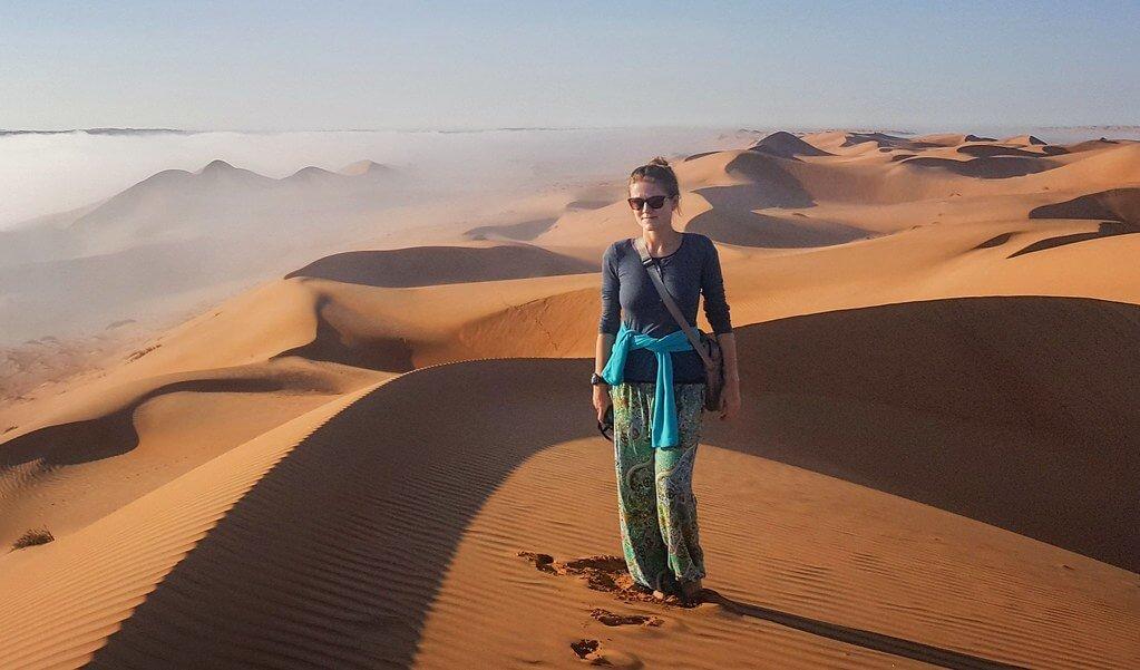 plan podróży po Omanie