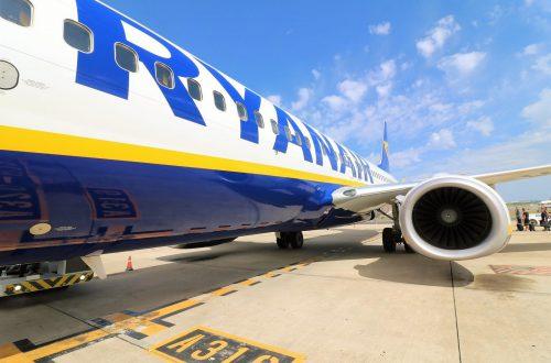 Ryanair odszkodowanie za odwołany lot