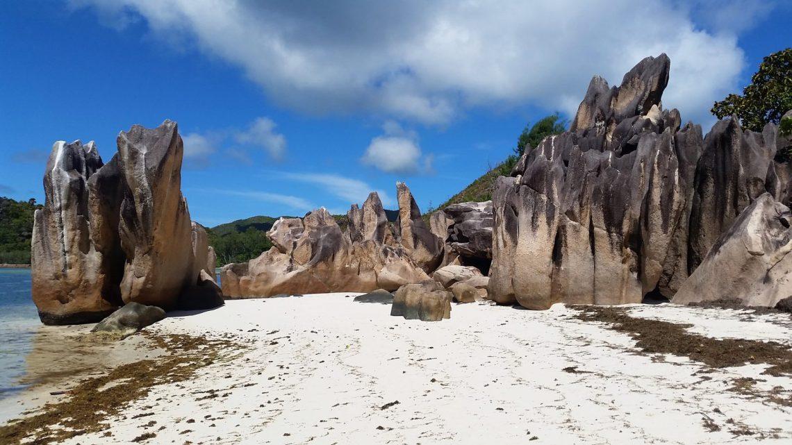 Wycieczka na wyspę Curieuse