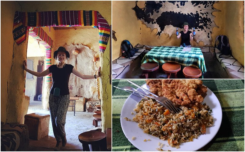 gdzie zjeść w Lalibeli