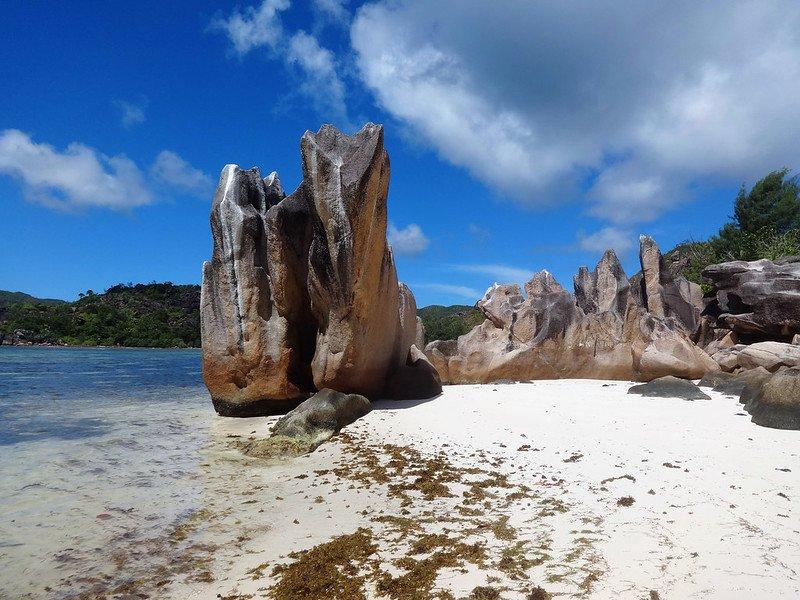 wycieczka na wyspę Curieuse Seszele