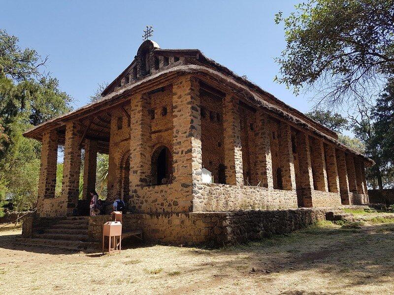 atrakcje Gondaru Etiopia