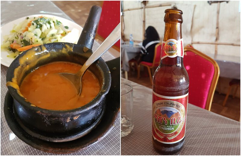 etiopska kuchnia