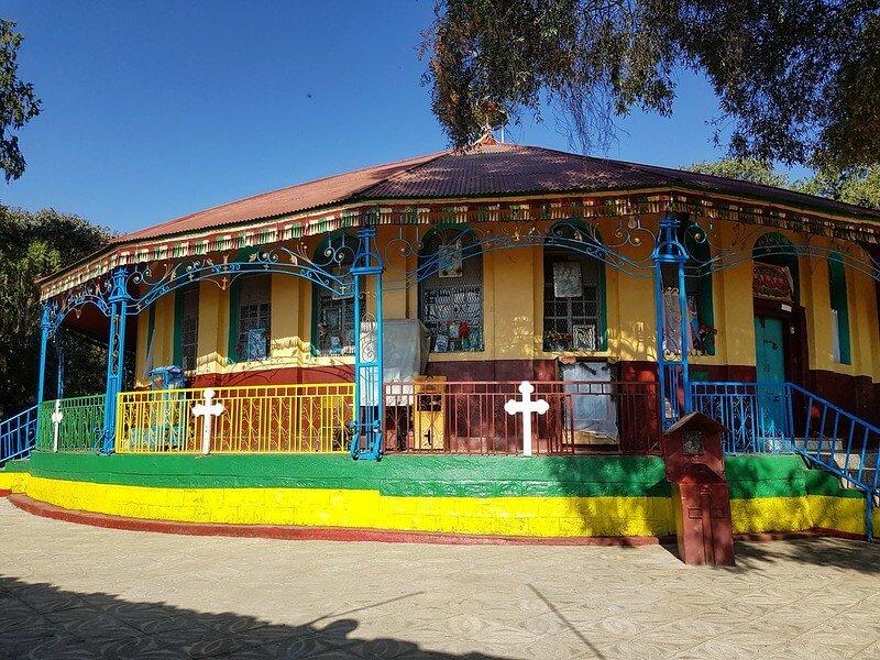 kościół etiopski