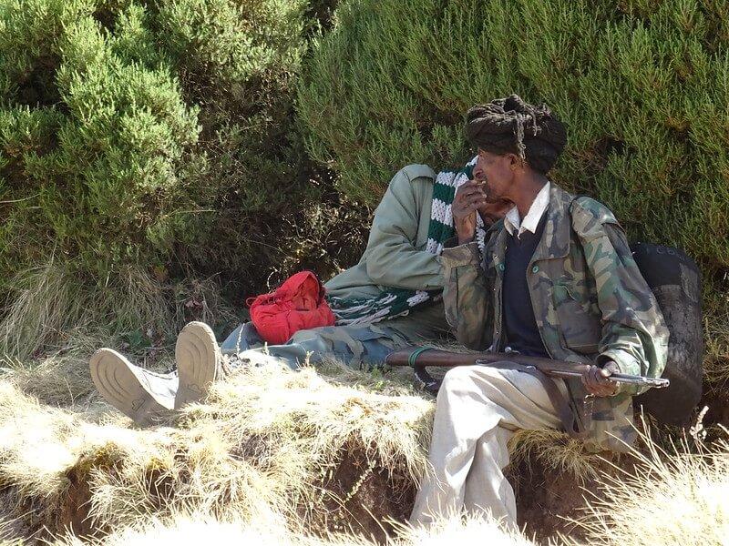 Etiopia informacje praktyczne