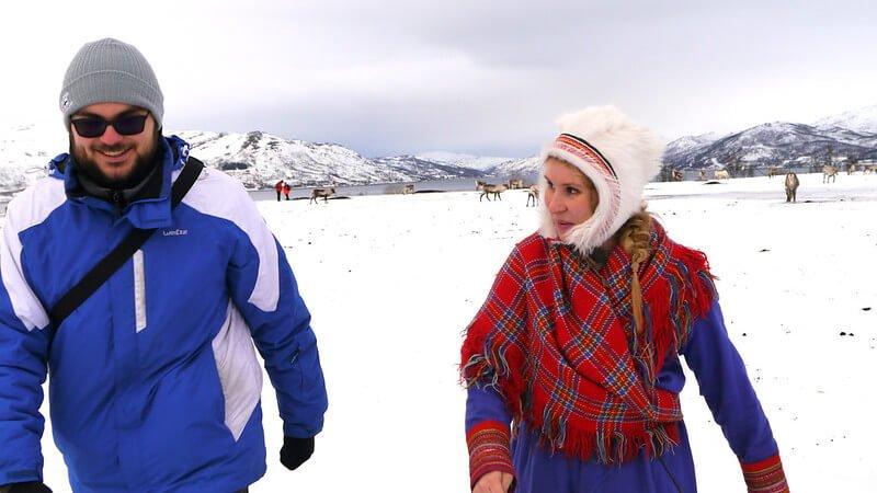 kim są Saamowie w Norwegii