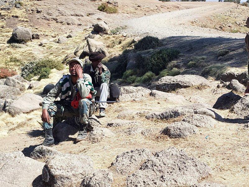 jak zorganizować trekking w górach simien