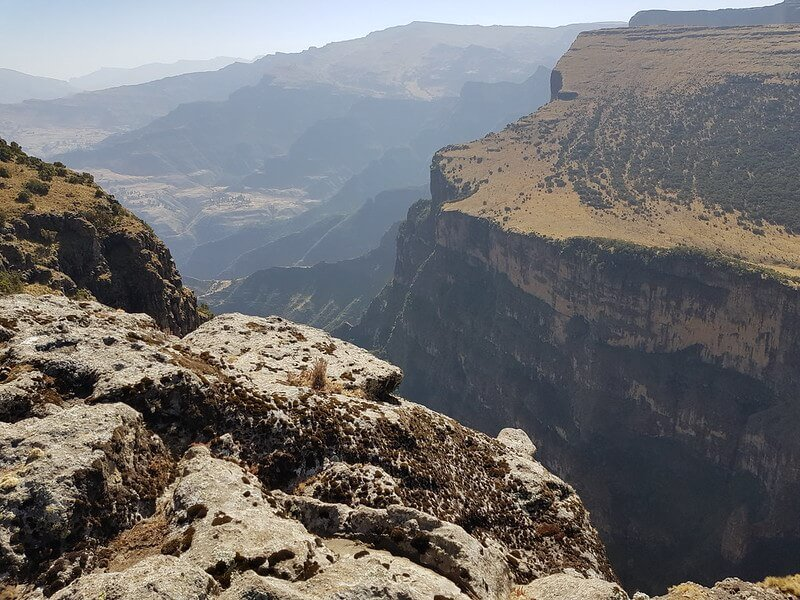 ile dni na trekking w Górach Simien