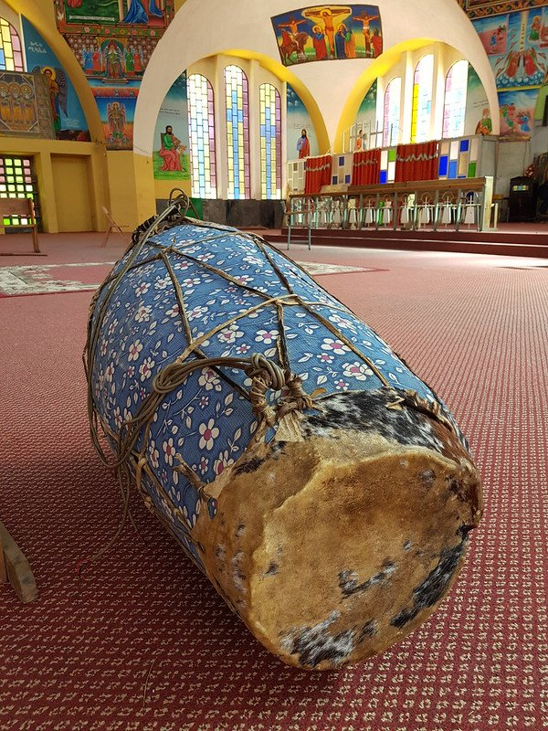 kościoły w Etiopii Aksum