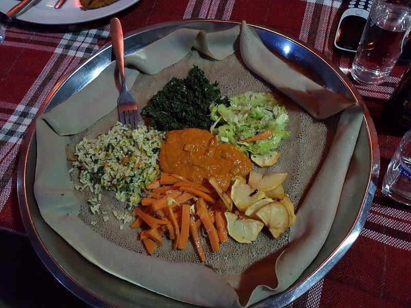 kuchnia etiopska