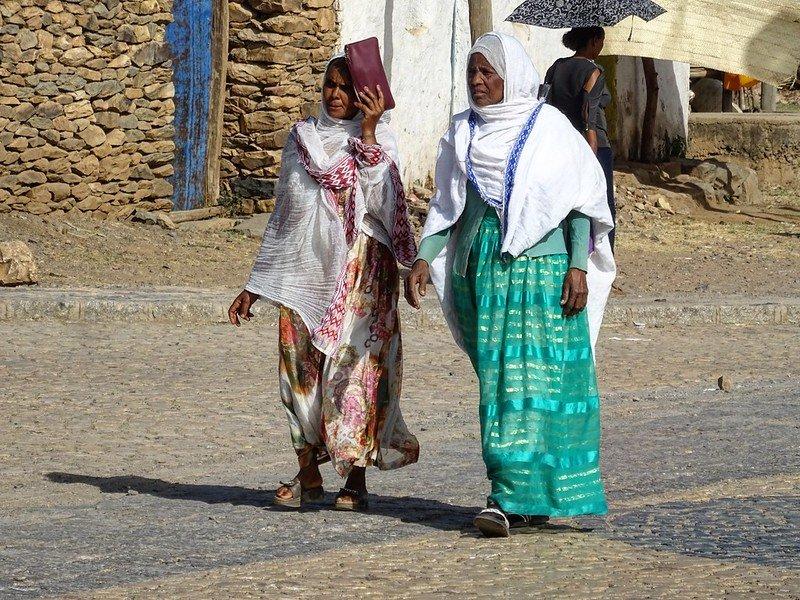 Co warto zobaczyć w Aksum Etiopia