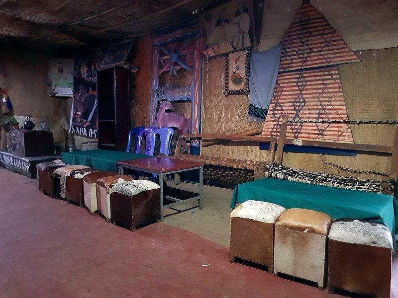 gdzie zjeść w Aksum