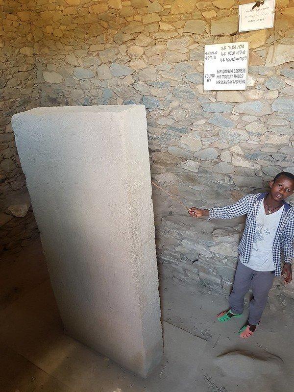 atrakcje w Aksum