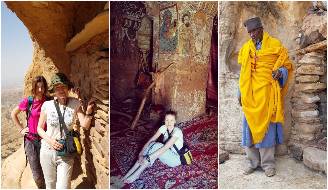 Etiopia kościoły w skale