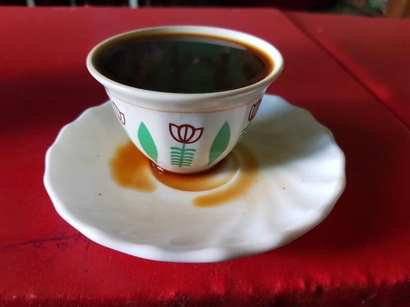 jak się parzy etiopską kawę
