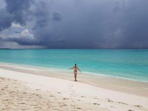 Fulhadhoo lokalna wyspa malediwy