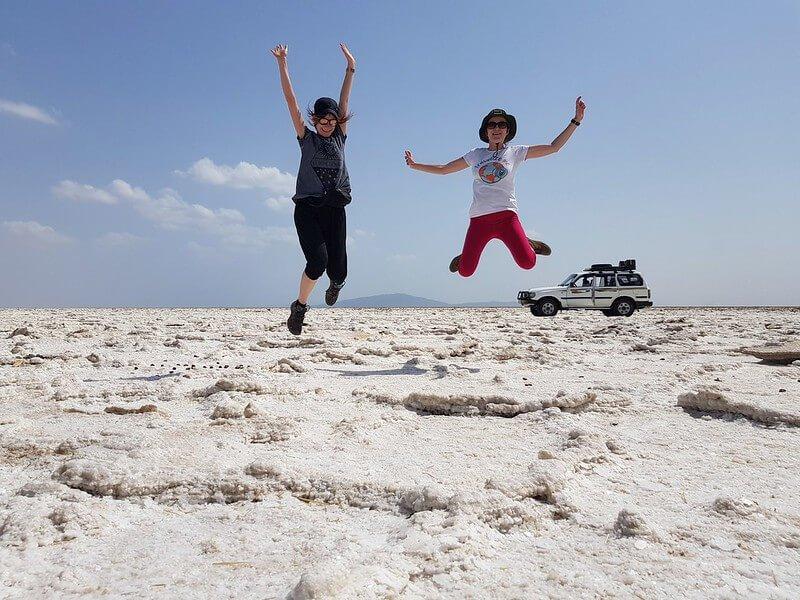 jak zorganizować wycieczkę do Kotliny Danakilskiej