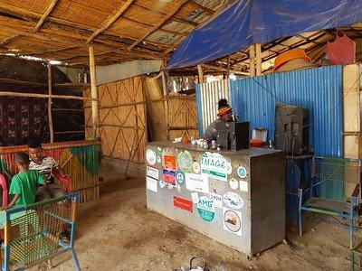 restauracje lokalne w Etiopii