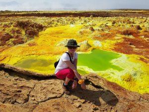 Danakil Etiopia co zobaczyć