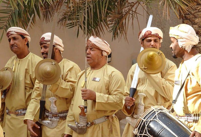 jak zorganizować wyjazd do Omanu