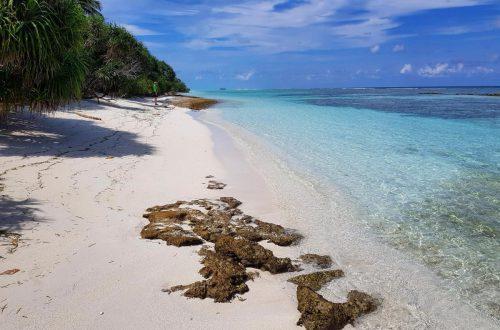 która plaża na malediwach
