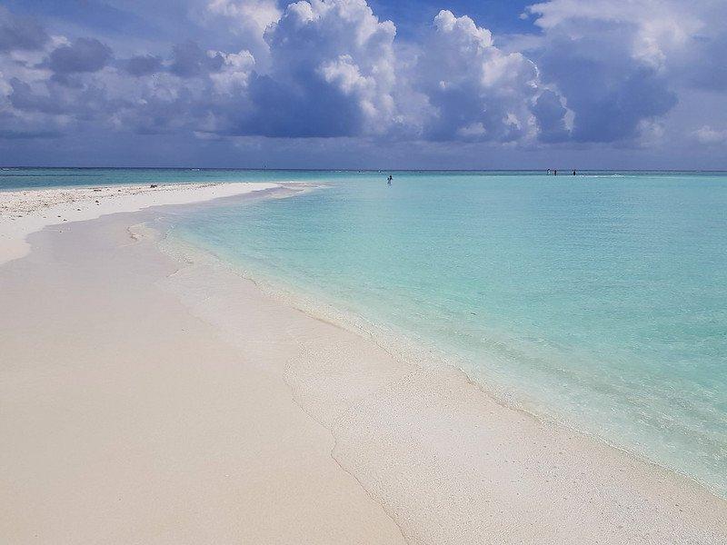 najpiękniejsza wyspa lokalna na malediwach