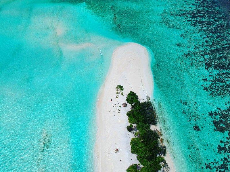 Malediwy lokalna wyspa koszt pobytu