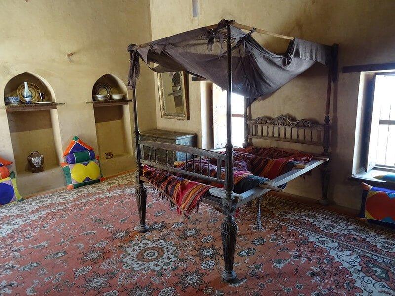 twierdze w Omanie