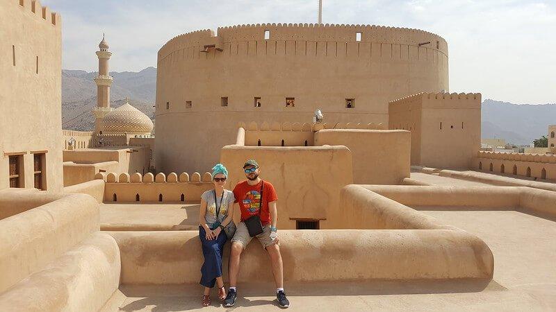 forty w Omanie