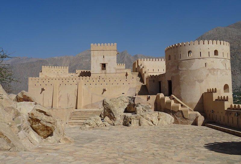 co warto zobaczyć w Omanie