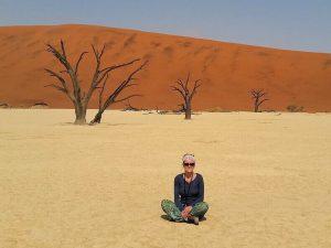 Namibia na własną rękę