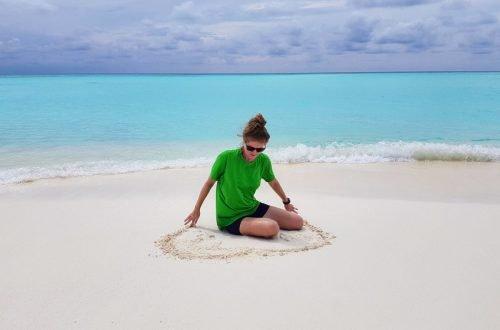 Malediwy najpiękniejsza wyspa lokalna