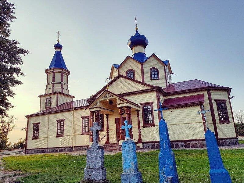 które cerkwie warto zobaczyć na Podlasiu